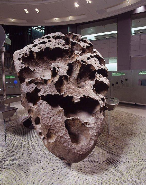Willamette-meteoritas